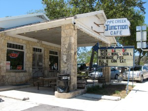 Pipe Creek Junction Cafe